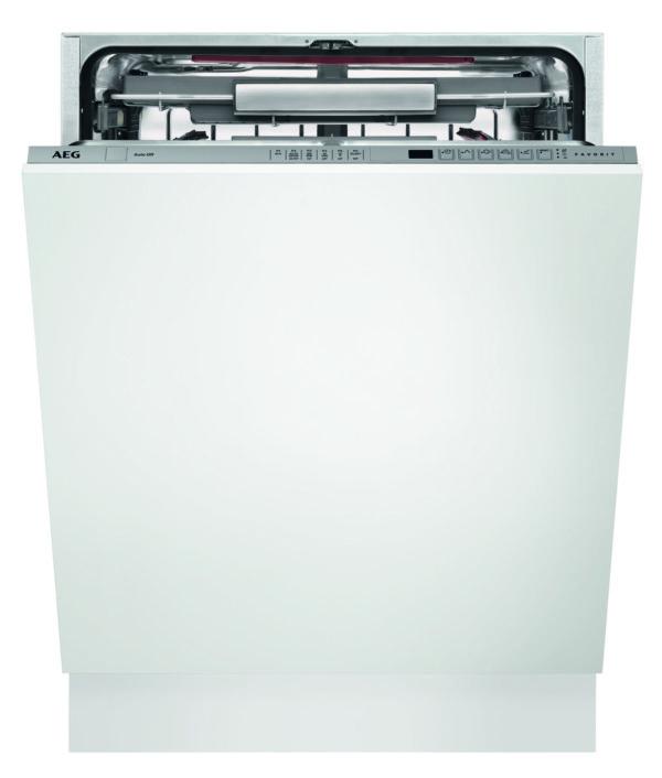 AEG FSS62800P inbouw vaatwasmachine