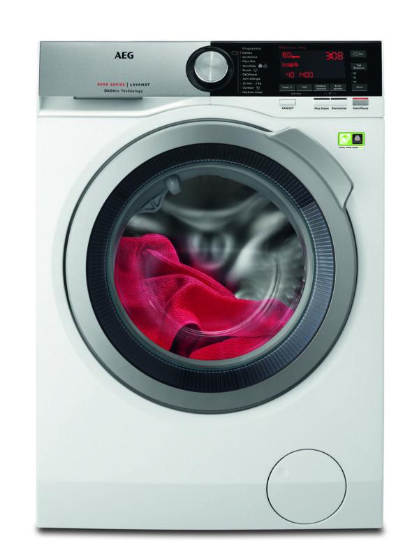 AEG L8FE84CS ÖKOMIX wasmachine