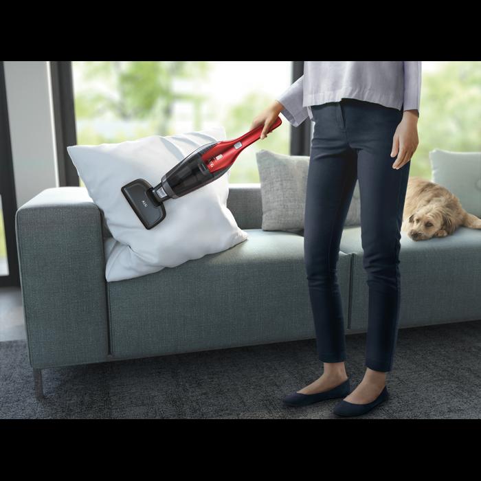 aeg cx7 2 45an steelstofzuiger flexibility 18v 79db. Black Bedroom Furniture Sets. Home Design Ideas