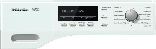 Miele WKE130 WPS Wasmachine