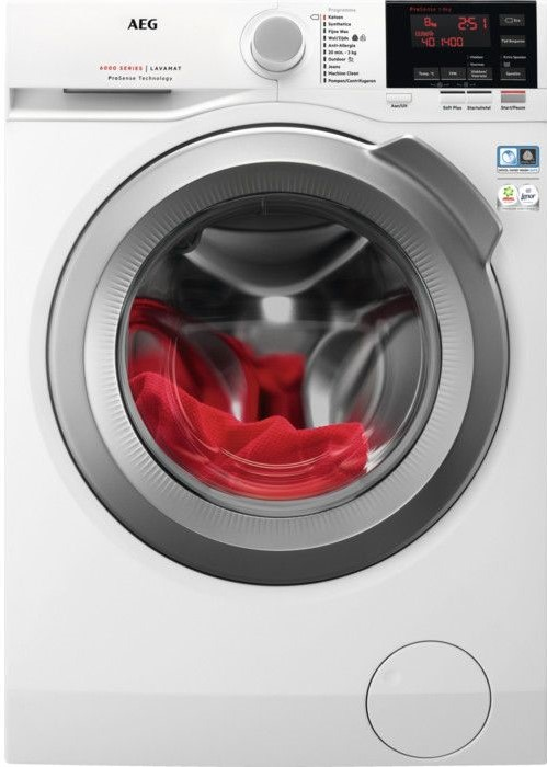 AEG L6FBSPEED Wasmachine