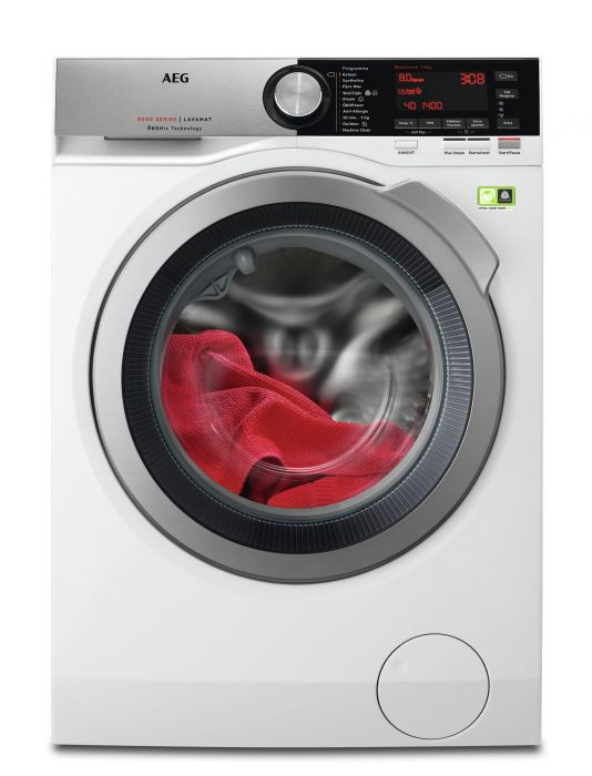 AEG L8FE96CS ÖKOMIX wasmachine