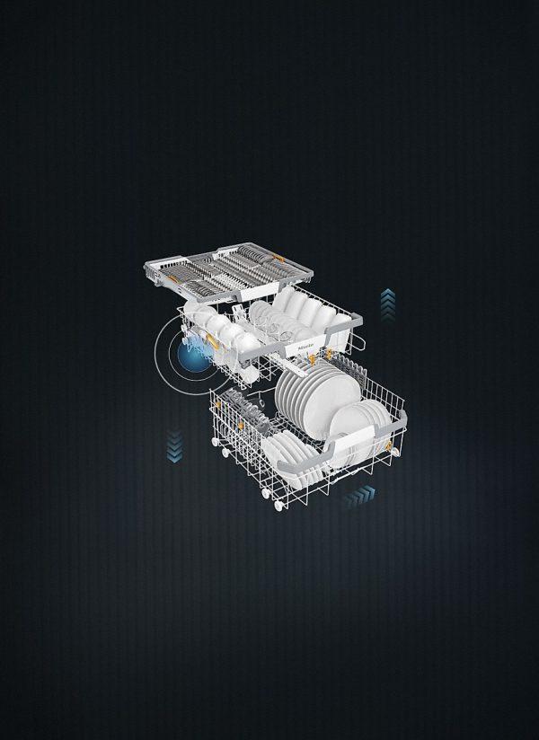 Miele G 7100 SC Vaatwasser