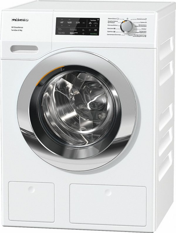 Miele WEI775 WPS TDos&9kg&WiFi Wasmachine
