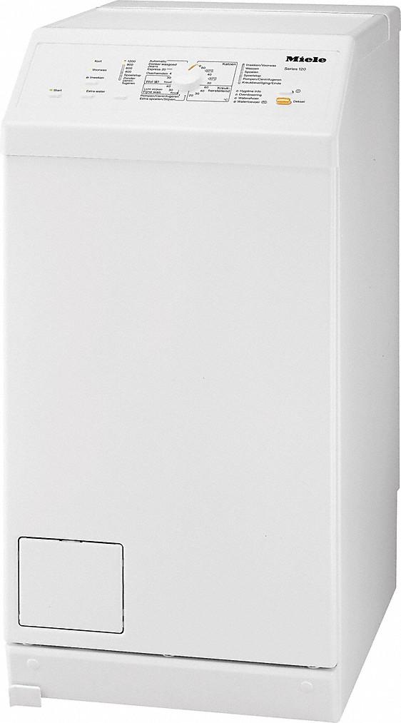 Miele W 197 F WCS Series 120 Wasmachine