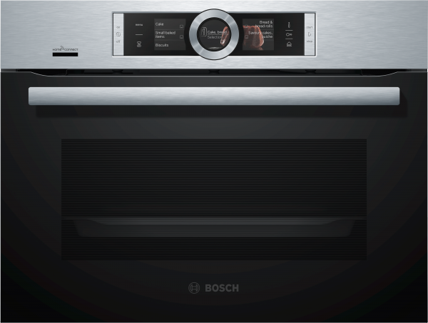 Bosch CSG656RS7 Stoomoven