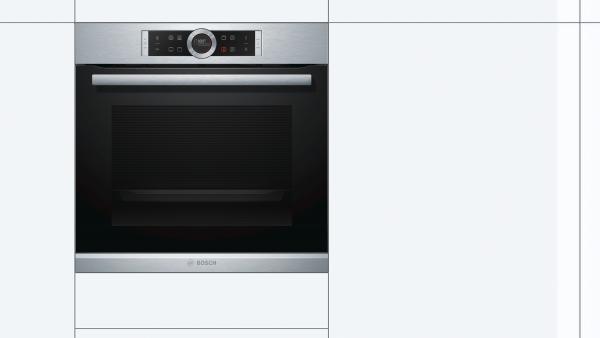 Bosch HBG633NS1 Oven