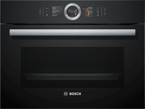 Bosch CSG656RB7 Stoomoven
