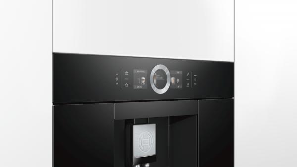 Bosch CTL636EB6 Ingebouwde koffiemachine