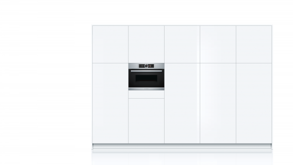 Bosch CMG636NS2 Serie | 8 Compacte oven met magnetron