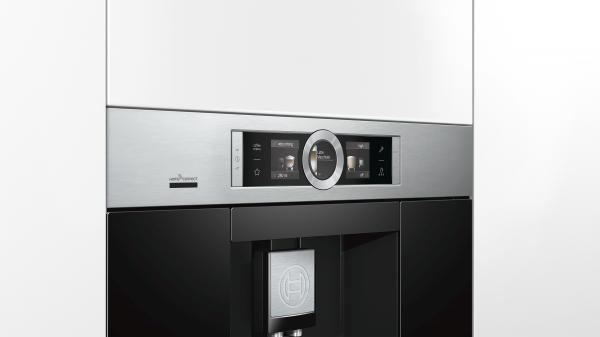 Bosch CTL636ES6 Ingebouwde koffiemachine