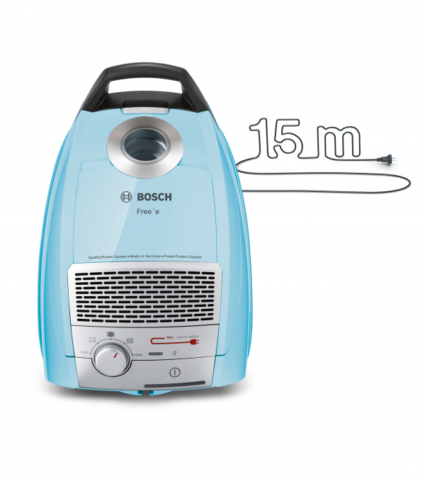 Bosch BSGL53291 Slede stofzuiger