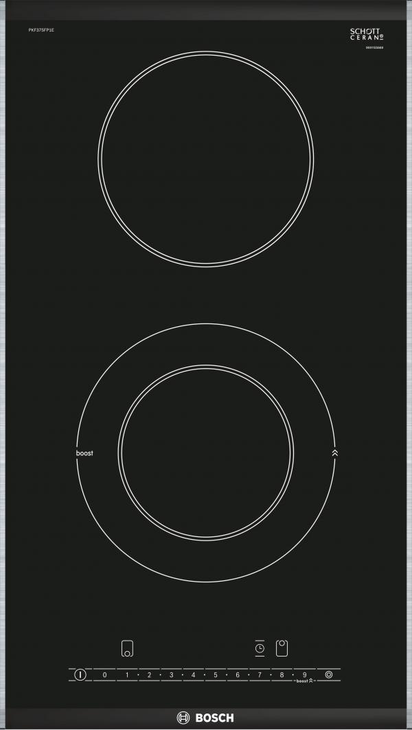 Bosch PKF375FP1E Modulaire kookplaat