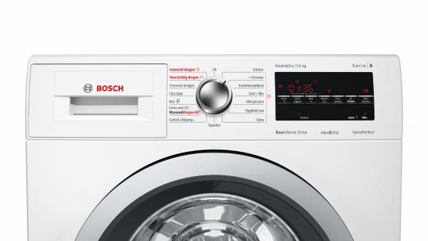 Bosch WVG30442NL Wasser/droger
