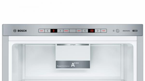 Bosch KGE36EICP Serie | 6 Vrijstaande koel-vriescombinatie