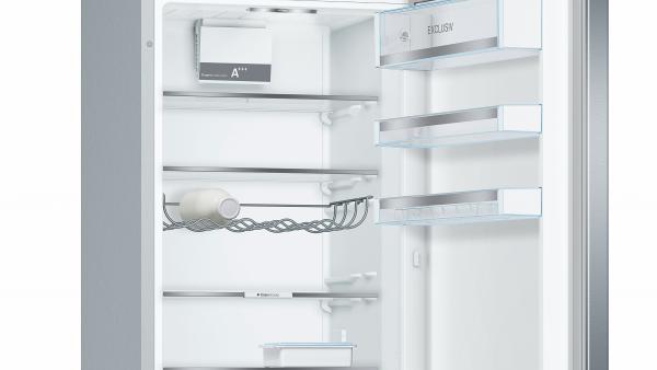 Bosch KGE39EICP Serie | 6 Vrijstaande koel-vriescombinatie