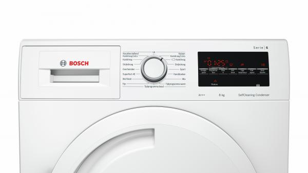 Bosch WTW8446ENL Droger