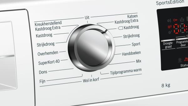 Bosch WTW85492NL Warmtepompdroger