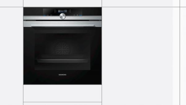 Siemens HB675GBS1 Oven
