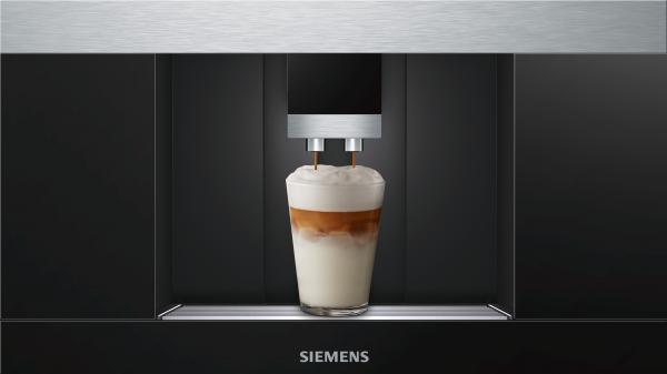 Siemens CT636LES6 Ingebouwde koffiemachine