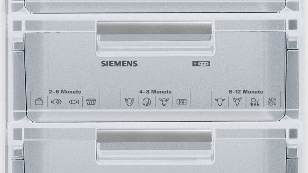 Siemens GU15DA50 Vriezer