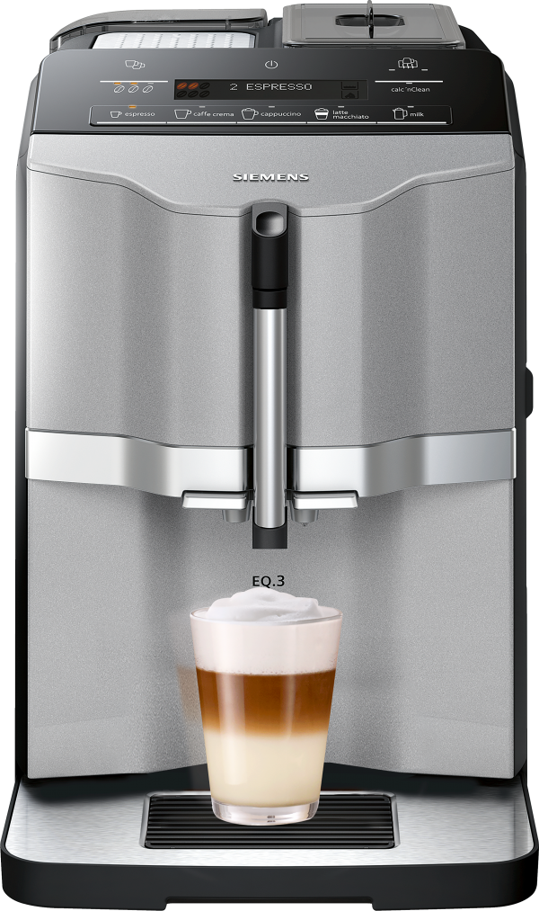 Siemens TI303203RW Automatische koffiemachine