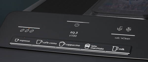 Siemens TI301209RW Automatische koffiemachine