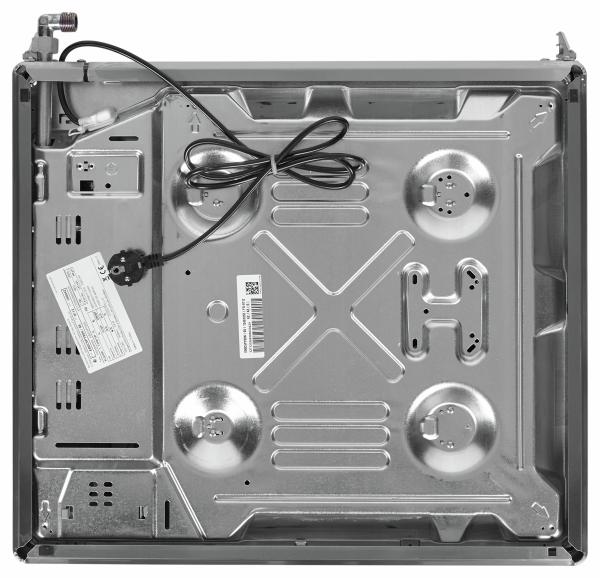 Siemens EB0C5PY80N Kookplaat