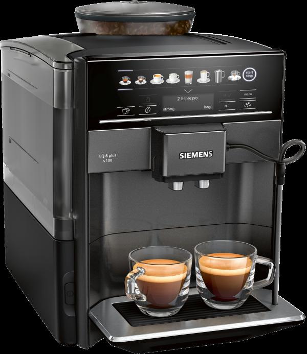 Siemens TE651319RW Automatische koffiemachine