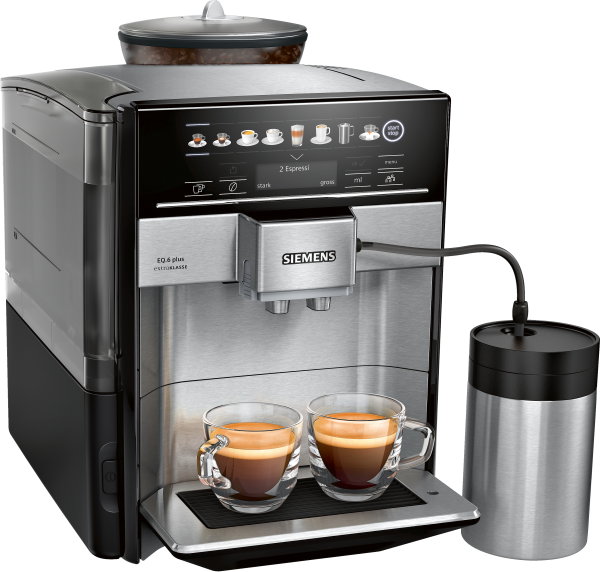 Siemens TE657F03DE Automatische koffiemachine