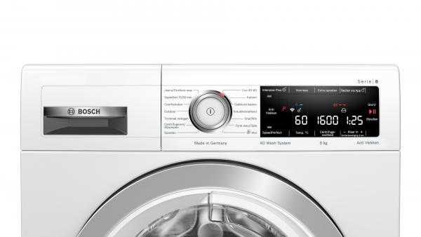 Bosch WAXH2M90NL Wasmachine