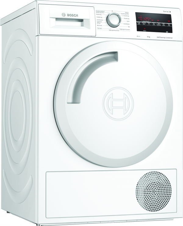 Bosch WTW84470NL Warmtepompdroger