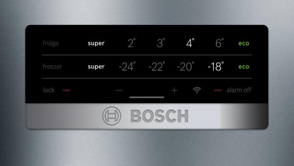 Bosch KGN49XIEA Koel/vriescombinatie