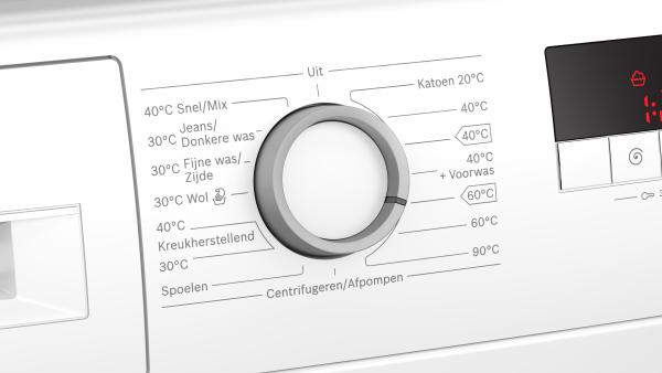 Bosch WAJ28075NL Wasmachine