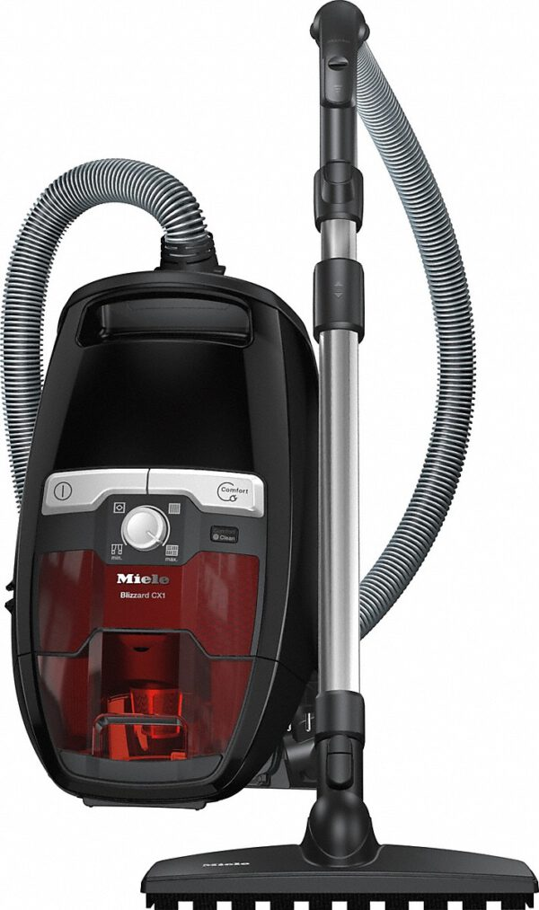Miele Blizzard CX1 Red Edition Parquet PowerLine SKRF3 Slede stofzuiger