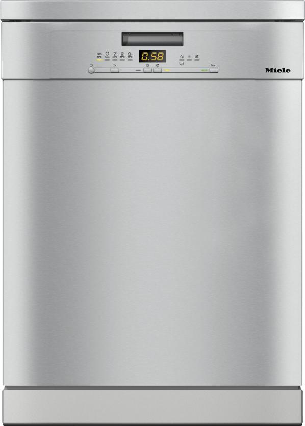 Miele G 5022 SC Front Selection vrijstaande vaatwasser