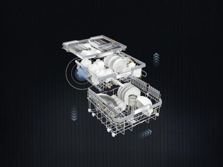 Miele G 5073 SCVi Excellence volledig integreerbare vaatwasser
