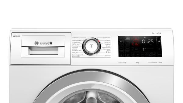 Bosch WAU28P90NL Wasmachine