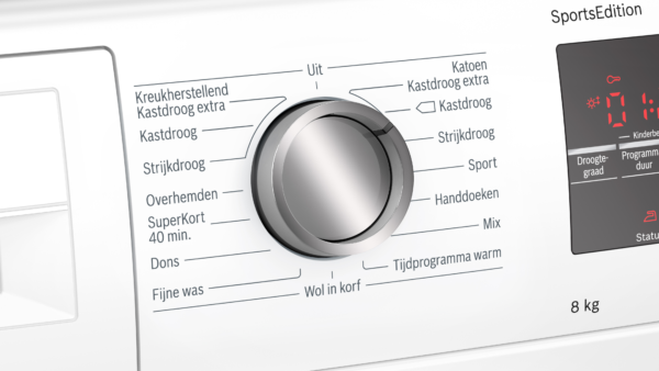 Bosch WTW85495NL Droger