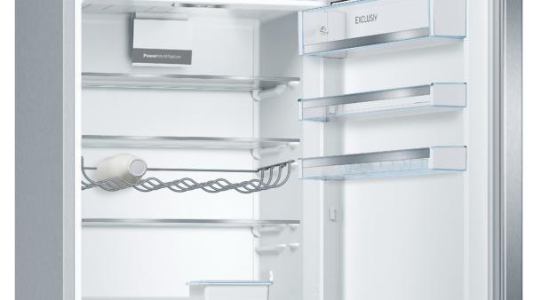 Bosch KGE49EICP Koel/vriescombinatie