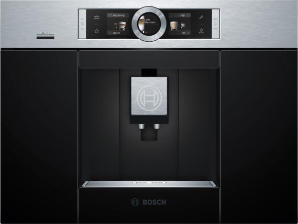 Bosch CTL636ES6 | 8 Inbouw koffie volautomaat RVS