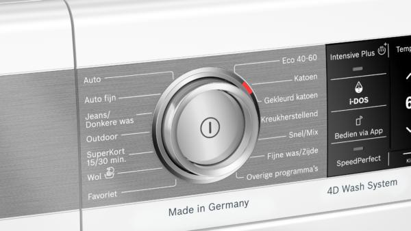 Bosch WAXH2E91NL Wasmachine