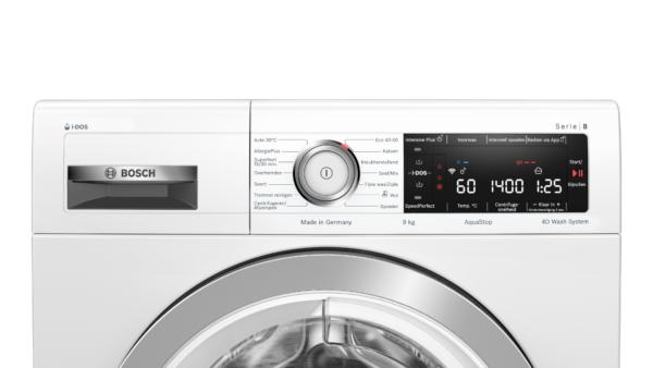 Bosch WAV28KH9NL Wasmachine