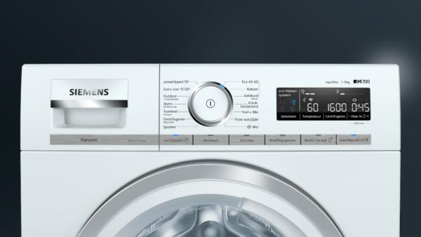 Siemens WM6HXM90NL Extra Klasse Wasmachine
