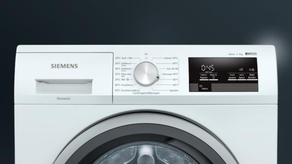 Siemens WM14UU00NL Wasmachine iQ500