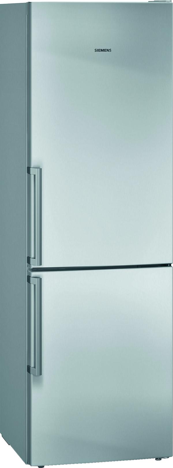 Siemens KG36VELEP  iQ300 Vrijstaande koel-vriescombinatie 186 x 60 cm Inox-look
