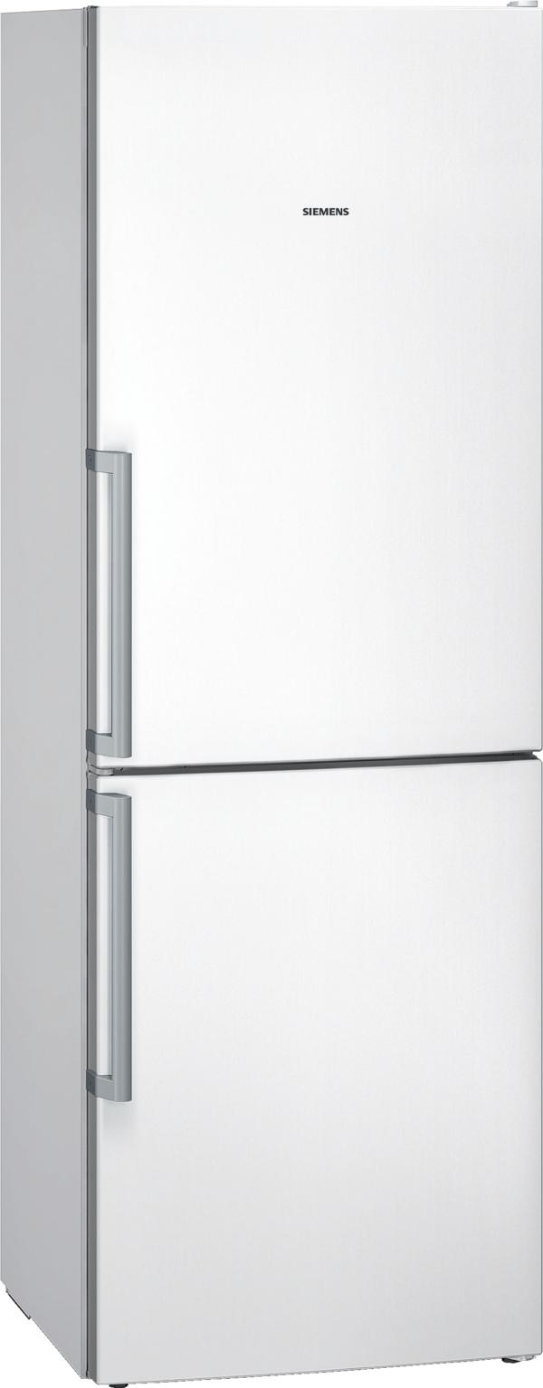 Siemens KG33VEWEP iQ300 Vrijstaande koel-vriescombinatie 176 x 60 cm wit