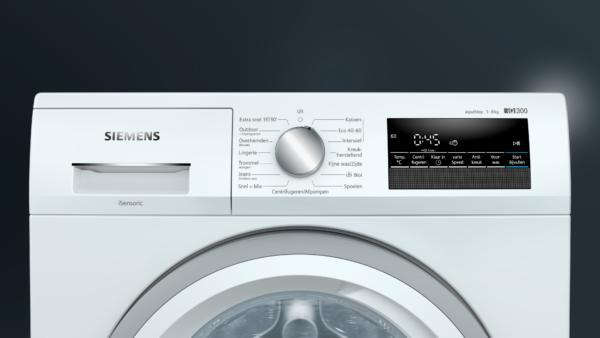 Siemens WM14N295NL Wasmachine ExtraKlasse
