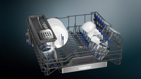 Siemens SX65ZX00BN Volledig geïntegreerde vaatwasser XXL