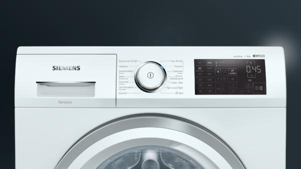 Siemens WM14UR90NL Wasmachine ExtraKlasse